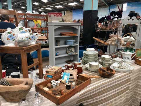 Malvern Flea & Collectors Fair